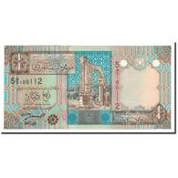Billet, Libya, 1/4 Dinar, 2002, Undated, KM:62, NEUF - Libye