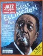 REVUE JAZZ MAGAZINE N° 492 MAI 1999 DUKE ELLINGTON TRèS RARE & BON ETAT - Music