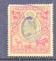 ORANGE  RIVER  COLONY  104   (o)  Wmk  CC - South Africa (...-1961)