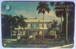 18JAMB Devon House August 1994 $20 - Jamaica