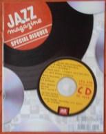 REVUE JAZZ MAGAZINE N° 499 DECEMBRE 1999 SPECIAL DISQUES TRèS RARE & BON ETAT - Music