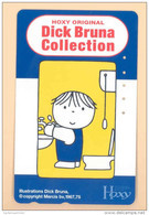 JAPAN Telefonkarte Dick Bruna , Hase, Rabbit - Comics