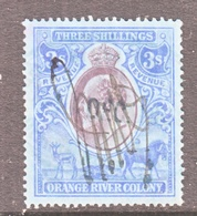ORANGE  RIVER  COLONY  116   (o)   Wmk  MULTI CA - South Africa (...-1961)