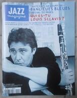 REVUE JAZZ MAGAZINE N° 501 FEVRIER 2000 LOUIS SCLAVIS LEE KONITZ HELEN MERRILL RAY BARRETTO TRèS RARE & BON ETAT - Music