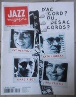 REVUE JAZZ MAGAZINE N° 502 MARS 2000 MARC RIBOT PAT METHENY ARTO LINDSAY BILL FRISELL TRèS RARE & BON ETAT - Music