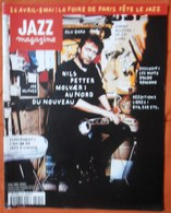 REVUE JAZZ MAGAZINE N° 504 MAI 2000 NILS PETTER MOLVAER TRèS RARE & BON ETAT - Music