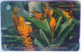 17JAMB $200 Ginger Lilies - Jamaica