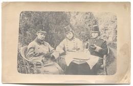 Woman Soldier, Frauensoldat, Zigarette Smoke, Playing Cards, Army Military Propaganda - Uniformes