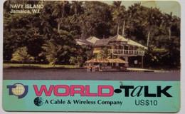 17JAMA Ocho Rios Bay $200 - Jamaica