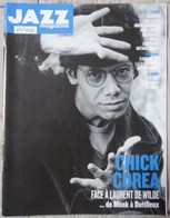 REVUE JAZZ MAGAZINE N° 607 OCTOBRE 2010 CHICK COREA TRèS RARE & BON ETAT - Music