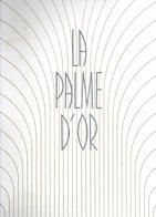 Cannes - La Palme D'or - Chef  Christian Willer - Menus