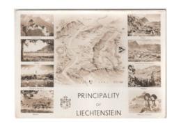 Real Photo Postcard - Views From The Microstate Of Lietchenstein,  Lot # ETS 1490 - Liechtenstein