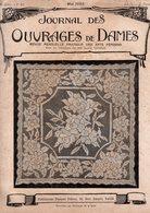 Journal Des Ouvrages De Dames - No 422 - 1923 - Broderie - Dentelle - Crochet - Tricot - Paris - Mode - Bruxelles - Books, Magazines, Comics