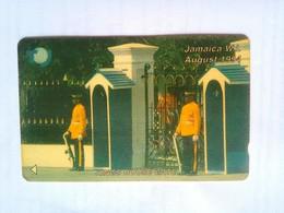 17JAMC Kings House Gate $50 - Jamaica