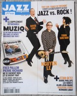 REVUE JAZZ MAGAZINE N° 624 DAVID LINX YOUN SUN NAH NGUYEN LE STAN GETS LEE KONITZ TRèS RARE & BON ETAT - Music