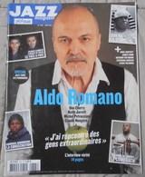 REVUE JAZZ MAGAZINE N° 625 ALDO ROMANO STEPHANE BELMONDO AMBROSE AKINMUSIRE SUN RA  TRèS RARE & BON ETAT - Music