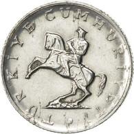 Monnaie, Turquie, 5 Lira, 1983, TTB+, Aluminium, KM:949.2 - Turquie