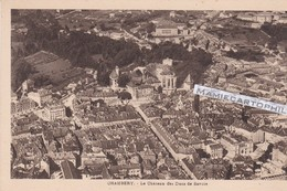 CHAMBERY - Dépt 73 - Le Château Des Ducs De Savoie - Vue Aérienne - CPA - Chambery