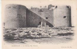 Cp , 13 , MARSEILLE , Le Château D'If, L'Entrée - Château D'If, Frioul, Iles ...