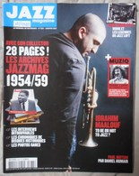 REVUE JAZZ MAGAZINE N° 633 IBRAHIM MAALOUF PAUL MOTIAN PAR DANIEL HUMAIR TRèS RARE & BON ETAT - Music