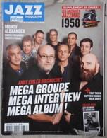 REVUE JAZZ MAGAZINE N° 637 ANDY EMLER MEGAOCTET MONTY ALEXANDER TRèS RARE & BON ETAT - Music