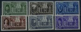 Ägypten  294/300** Hone 297 Siehe Bild (GA/10 - Unused Stamps