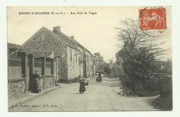BOISSY L AILLERIE Rue Poit De Vigne - Boissy-l'Aillerie