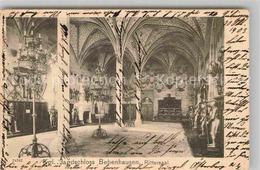 42847298 Bebenhausen Tuebingen Jagdschloss Rittersaal Tuebingen - Tuebingen