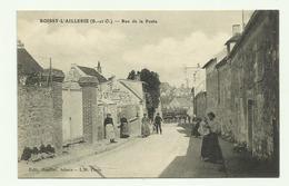 BOISSY L AILLERIE Rue De La Poste - Boissy-l'Aillerie