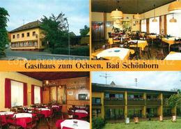 32853169 Langenbruecken Bad Schoenborn Gasthaus Zum Ochsen  Bad Schoenborn - Bad Schoenborn