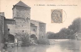 ¤¤  -  SAINT-THIBERY    -   La Chaussée Et L'Ancien Moulin  -  ¤¤ - France