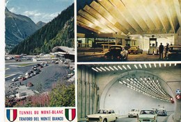 TUNNEL DU MONT BLANC VEHICULES CITROEN/SIMCA (dil363) - Chamonix-Mont-Blanc