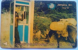 15JAMC Going The Distance $50 - Jamaica
