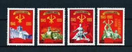 Corea Del Norte  Nº Yvert  1800B/E  En Nuevo - Korea, North