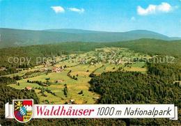 72855553 Waldhaeuser Neuschoenau Fliegeraufnahme Neuschoenau - Allemagne
