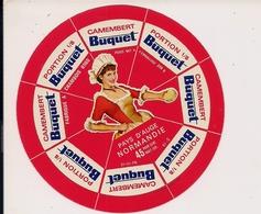 CAMENBERT BUQUET PORTION 1/8 - Cheese