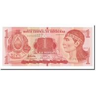 Billet, Honduras, 1 Lempira, 2012, 2012-03-01, KM:96, NEUF - Honduras