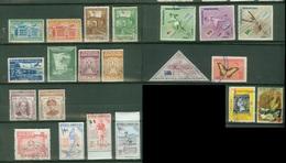 Amériques - République Dominicaine  - Poste Aérienne Yt 54 56 76 78 80 88 92 94 97-99 101-103 108-110 116 186 - Dominican Republic