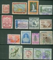 Amériques - République Dominicaine  - Poste Yt 208 408 416 420 425 426 437 442 443 445 447 457 461 467 494 Oblitérés - Dominican Republic