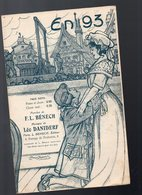 Partition Petit Format  EN 93 (illustrateur : Pousthomis ) 1910 (PPP8472) - Partitions Musicales Anciennes