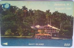 23JAMA Navy Island $50 - Jamaica