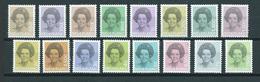 1981/90 Netherlands Complete Set Queen Beatrix MNH/Postfris/Neuf Sans Charniere - Periode 1980-... (Beatrix)