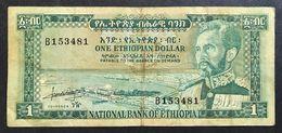 Ethiopia 1 $ LOTTO 1768 - Ethiopie