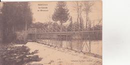 CPA - Pontivy La Cascade Au Déversoir - Pontivy