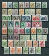 Luxemburg/Luxembourg Old Collection Mint Hinged/Ongebruikt Met Plakker/Neuf Avec Charniere(D-135) - Postzegels
