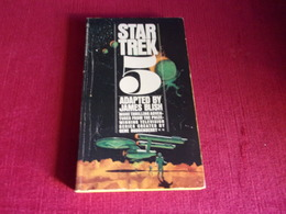 STAR TREK  5   °°°° JAMES BLISH - Books, Magazines, Comics