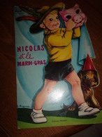 Nicolas Et Le Mardi Gras   Editions Hemma - Livres, BD, Revues