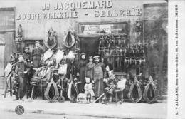 Coutellerie Sellerie  Jacquemard    L Vaillant 10 Rue D Auxonne Dijon - Dijon