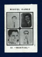 Miguel Gamez POESIA - Documentos Antiguos