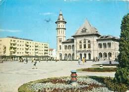 D1271 Romania Buzau Piata Dacia - Rumänien